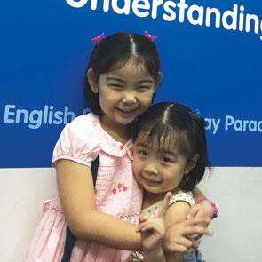 phonics class singapore testimonial